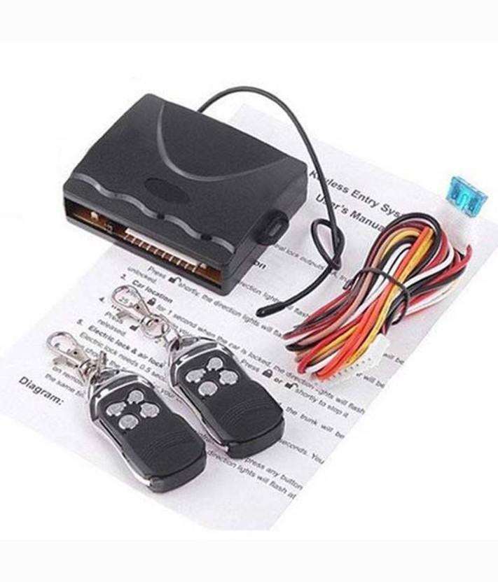 autocop 4 door voice assist remote central locking for all cars rh flipkart com