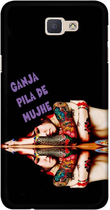 Blutec Back Cover for SAMSUNG Galaxy J7 Prime Multicolor