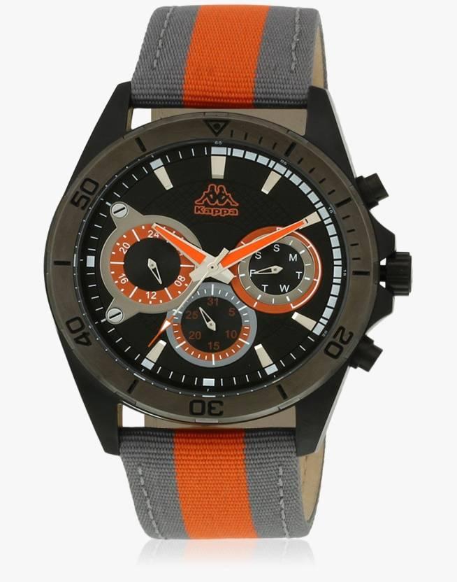 c6fe2c3647 Kappa KP-1403M-D_01 Watch - For Men - Buy Kappa KP-1403M-D_01 Watch - For Men  KP-1403M-D_01 Online at Best Prices in India | Flipkart.com