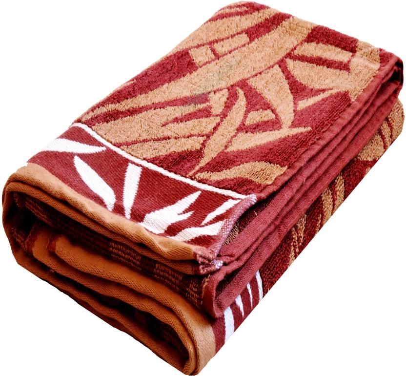 Weavers Villa Cotton Terry Bath Towel