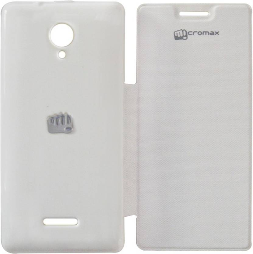 sale retailer afbe8 461d1 COVERNEW Flip Cover for Micromax A76