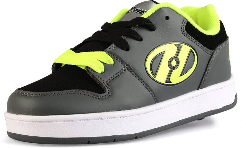 Heelys Boys Girls Lace Sneakers Price In India Buy Heelys Boys