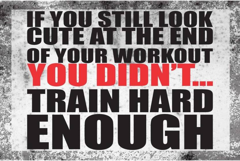 Gym Posters Gym posters big size Gym posters motivational Gym