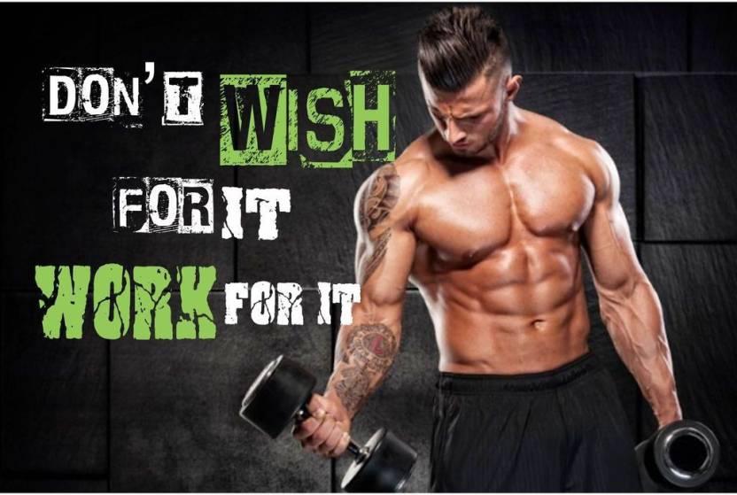 Gym Posters Gym posters big size Gym posters motivational