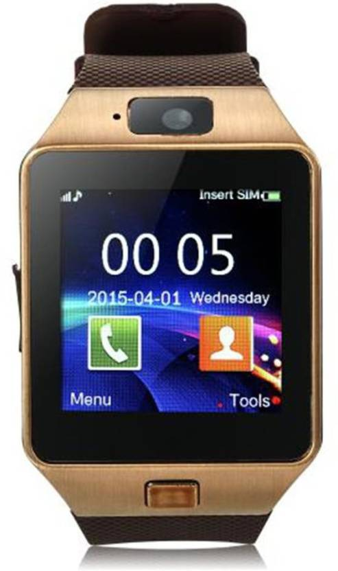 Jiyanshi HTC One M8 32GB Jiyanshi BRAND Bluetooth Smart Watch Phone With Camera and Sim Card Support With Apps like Facebook and WhatsApp Smartwatch