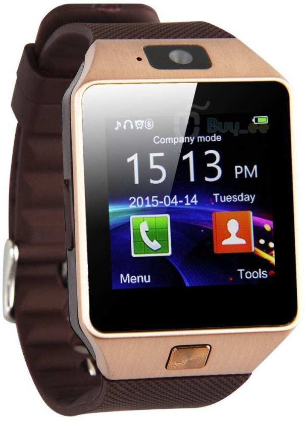 Jiyanshi Apple iPad Mini Jiyanshi BRAND Bluetooth Smart Watch Phone With Camera and Sim Card Support With Apps like Facebook and WhatsApp Smartwatch