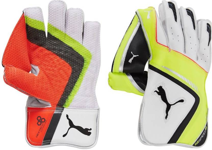 Puma EVOSPEED 1 Wicket Keeping Gloves (Men b9e09f58252d