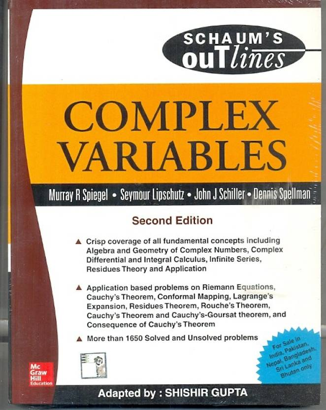 Complex Variable 2nd  Edition