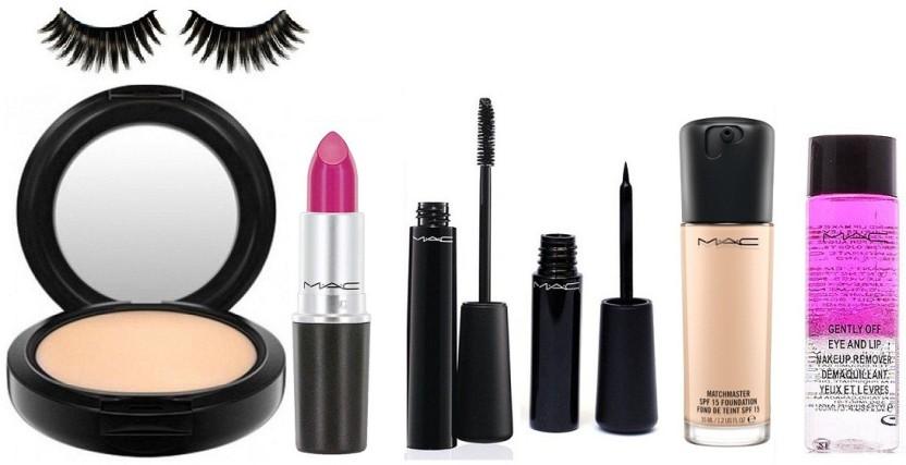 mac cosmetics india price range