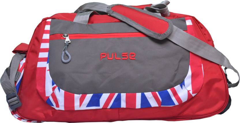 7ec4453abf2c Pulse (Expandable) Wheeler02 Duffel Strolley Bag (Multicolor)