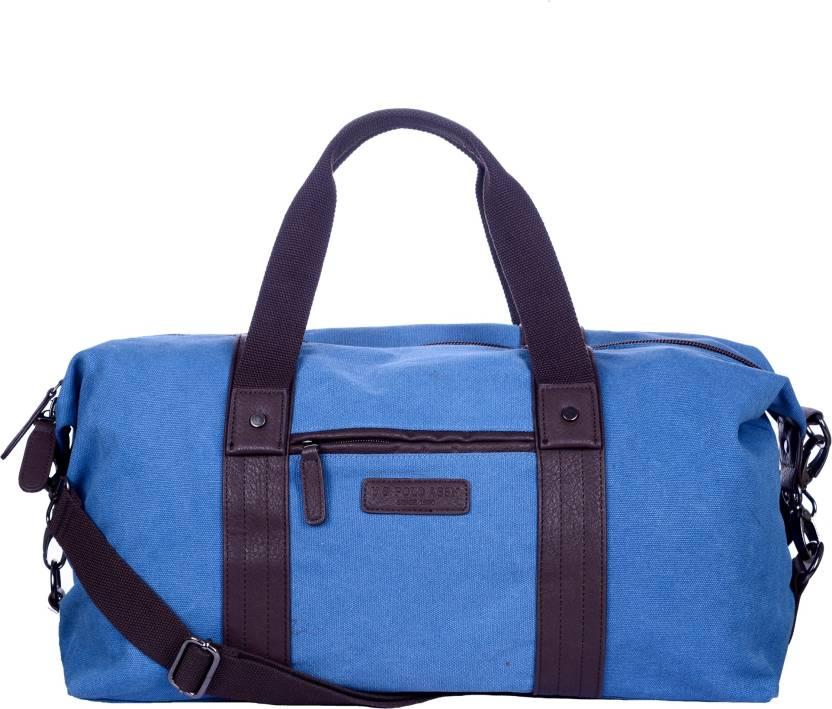 U.S. Polo Assn USLO0112 Travel Duffel Bag Multicolor - Price in ... 55e55ef25a45b