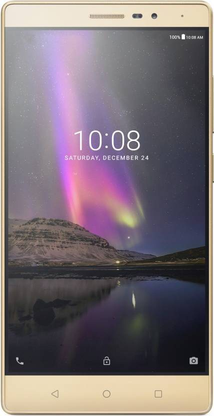 Lenovo Phab 2 Plus (Champagne Gold, 32 GB)