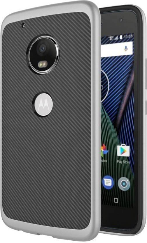 newest cd30c e31a0 Kapa Back Cover for Motorola Moto G5 Plus