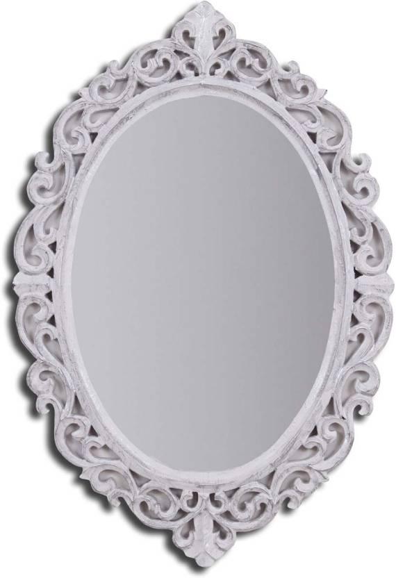 Make Home Happy Happy Wm 4 Decorative Mirror Price In India Buy