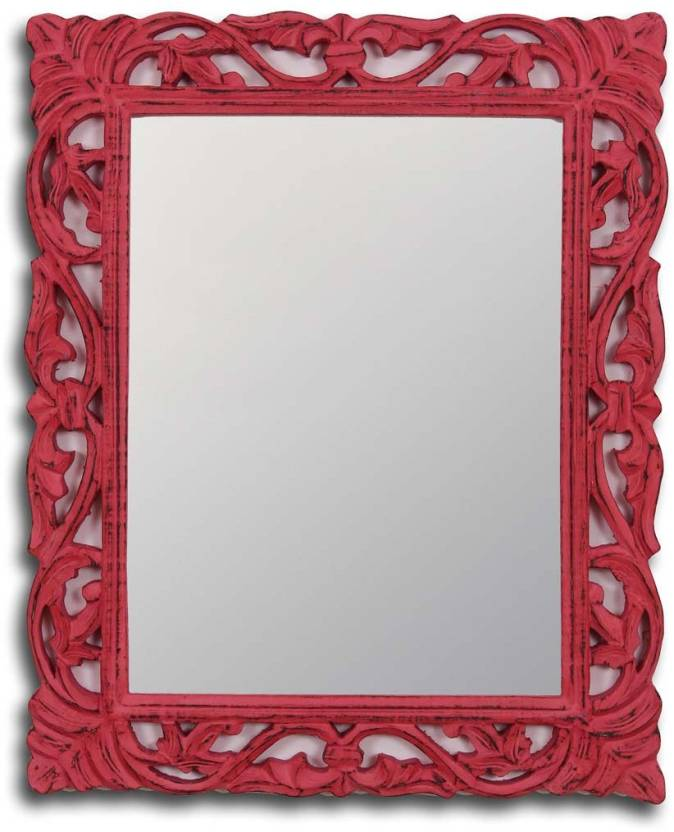 Make Home Happy Happy Wm 8 Decorative Mirror Price In India Buy