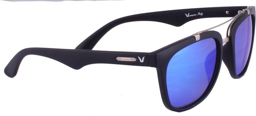 e156e62edc01d Buy VERSARIO ITALY Wayfarer Sunglasses Blue For Men   Women Online ...