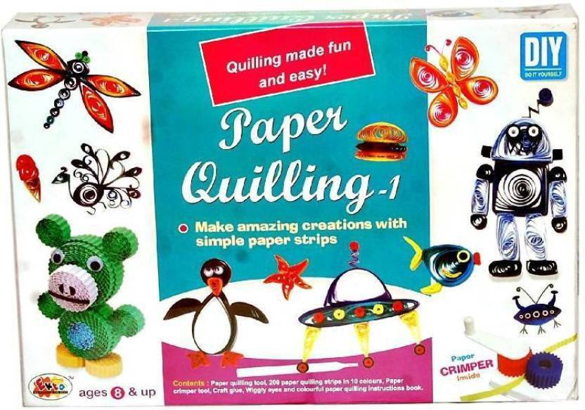 Ekta Paper Quilling 1 Paper Quilling 1 Shop For Ekta Products In