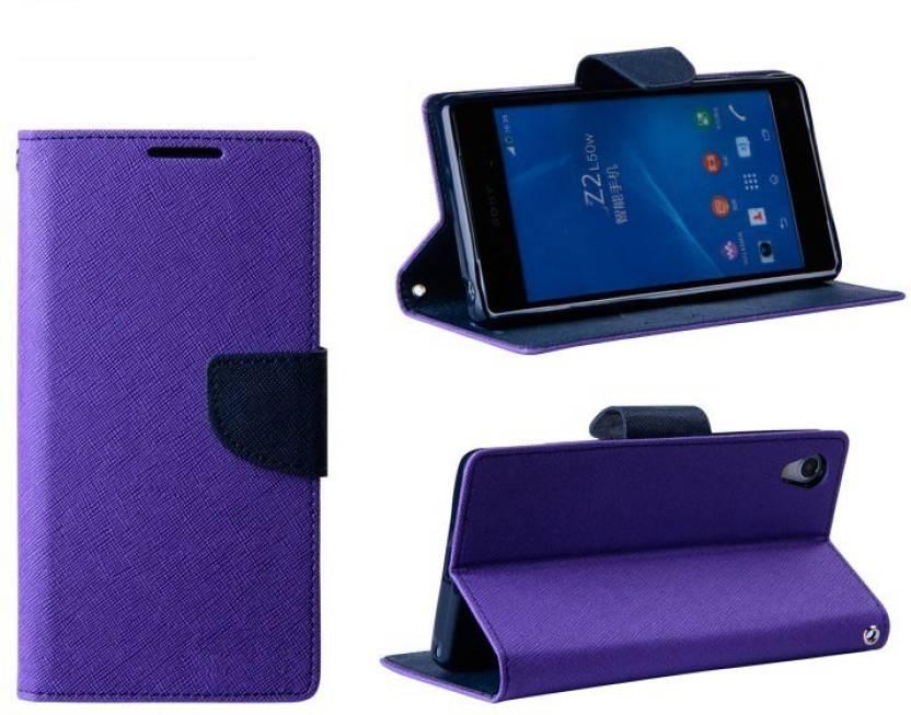 Peezer Flip Cover for Samsung Galaxy Grand Quattro I8552