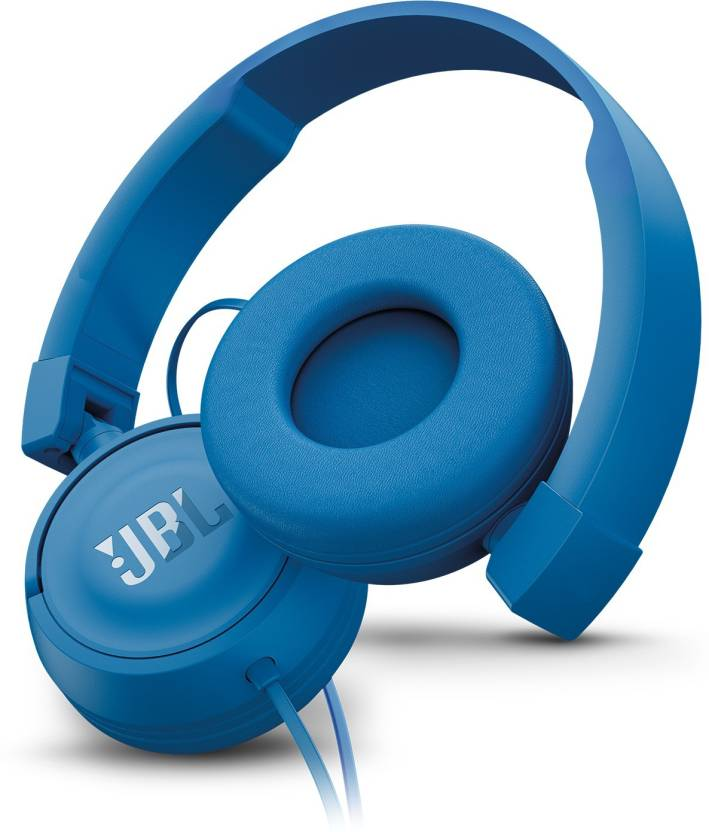 JBL T450 PureBass Wired Headset with Mic Price in India - Buy JBL ...