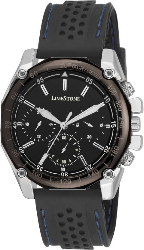 LimeStone LS2639 Deltoid Watch - For Men