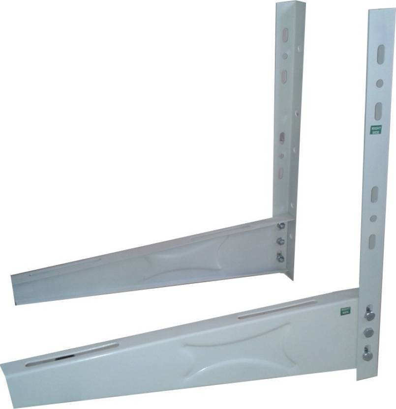 bandekar Air Conditioner Outdoor Unit Mounting Bracket 500 mm x 160mm Shelf  Bracket