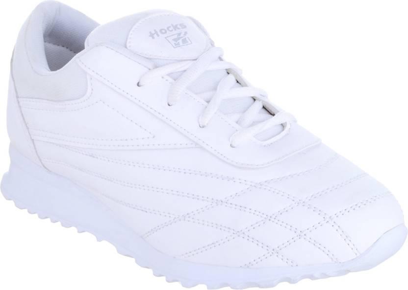 3041eb9eb02f HOCKS White Training   Gym Shoes For Women - Buy HOCKS White ...