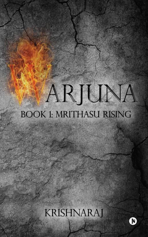 Warjuna : Book 1 : Mrithasu Rising