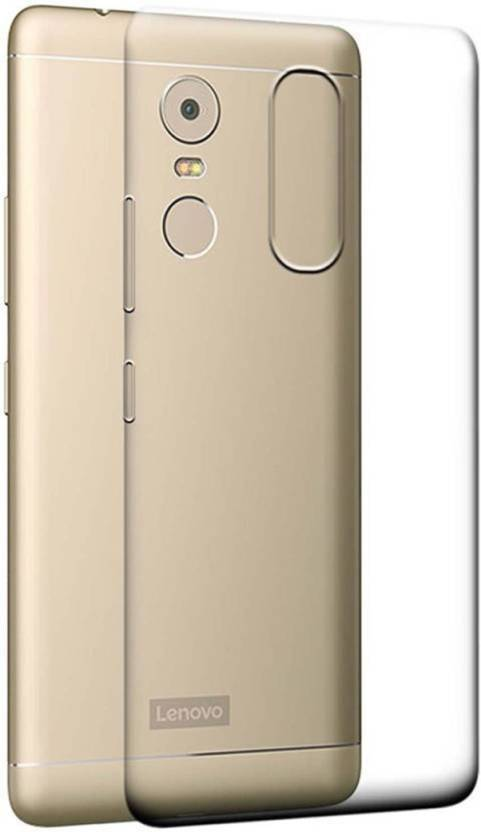 new product 93eee af30c Flipkart SmartBuy Back Cover for Lenovo K6 Note