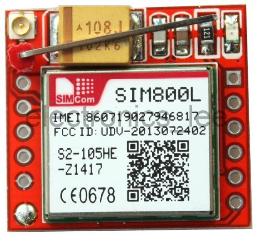 LogicInside SIM800L GSM/GPRS Modem - Mini GSM/GPRS Module