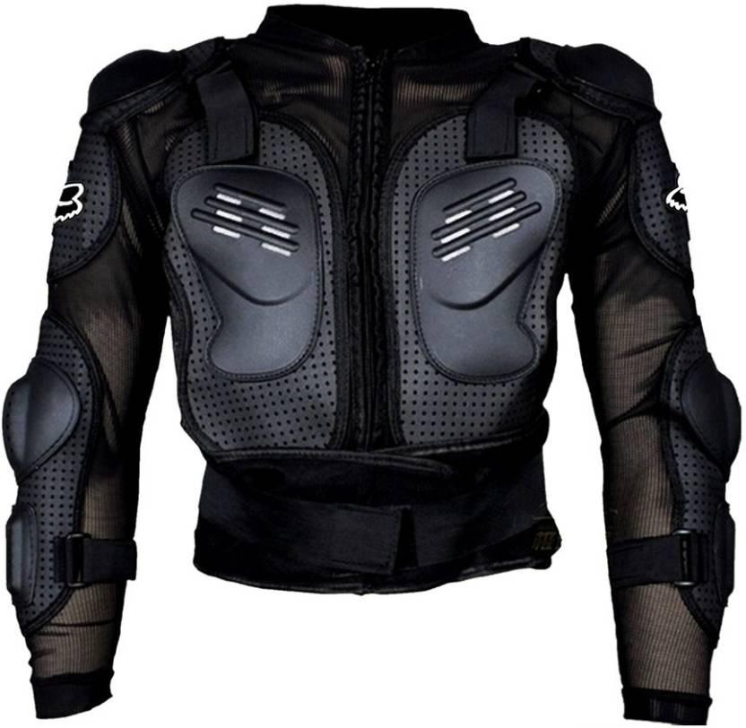 b8ccb9edde8 Fox F2XM-Riding Gear Body Armor For Bike- Black -Size - M Riding Protective  Jacket (Black