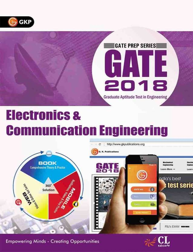 GATE GUIDE ELECTRONICS & COMMUNICATION ENGINEERING 2018 2018 Edition