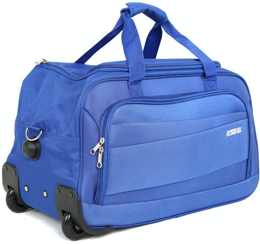 American Tourister Pep Duffel Strolley Bag