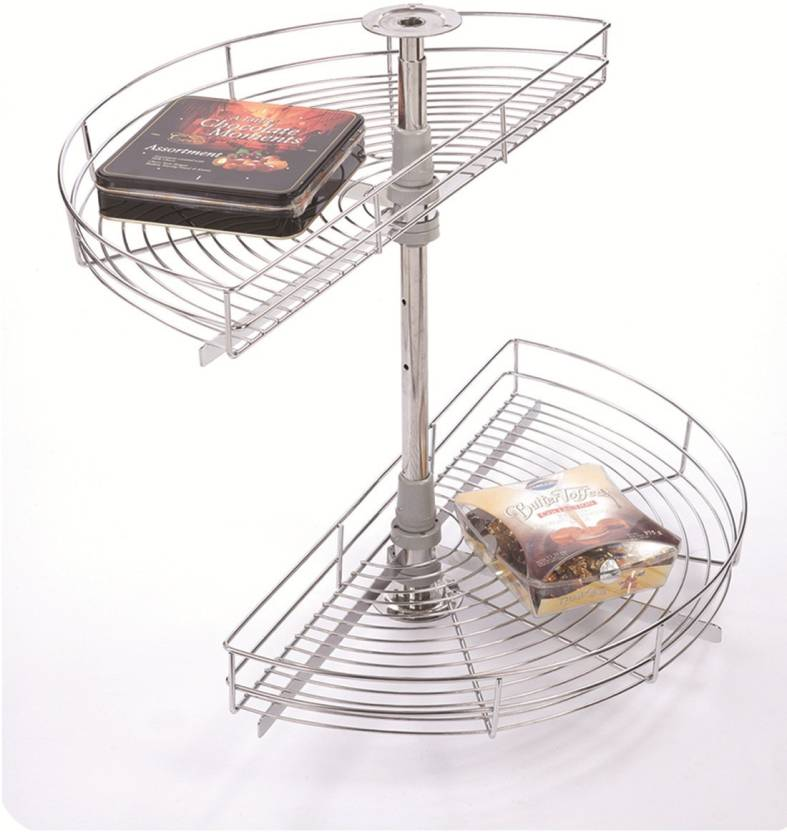 WIRE ART Dee Tray Stainless Steel Kitchen Rack Price in India - Buy ...