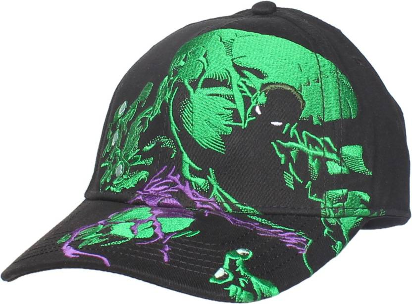 Marvel Fitted Cap - Buy Marvel Fitted Cap Online at Best Prices in ... fc826467963