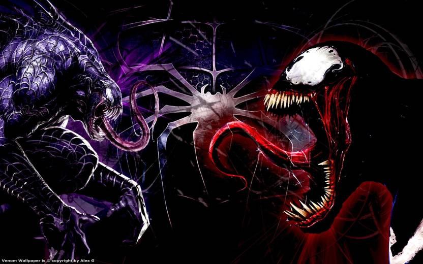 Comics Venom Spider Man Marvel Dc Comics Dc Universe Comic Dark Logo