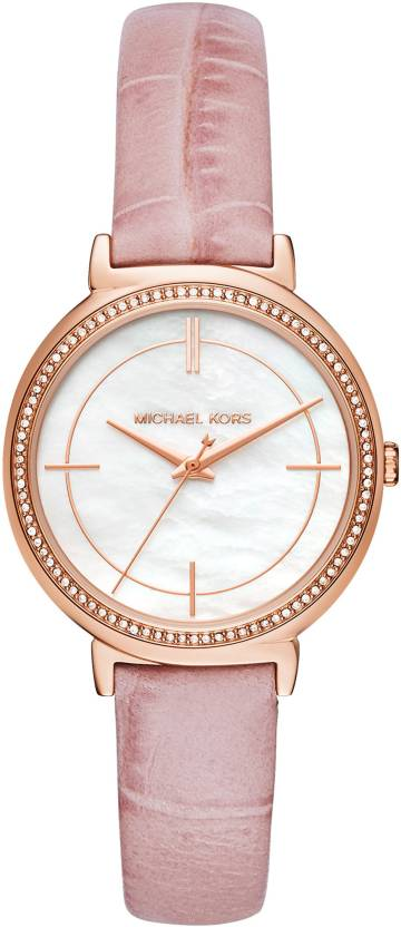 aa12a4851f2e Michael Kors MK2663 CINTHIA Watch - For Women - Buy Michael Kors ...