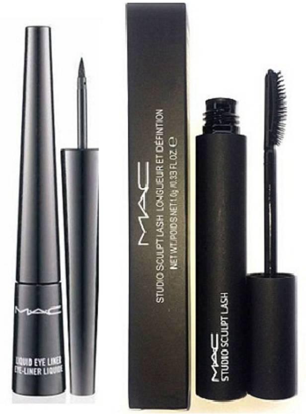 Mac Eyes Makeup Combo Price In India Buy Mac Eyes Makeup Combo