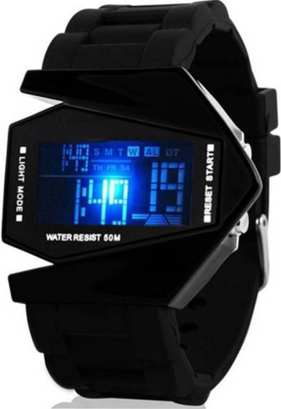 a10378208 Skmei Rocket Black Digital Watch Watch - For Men & Women - Buy Skmei Rocket  Black Digital Watch Watch - For Men & Women Rocket Black Digital Watch  Online at ...