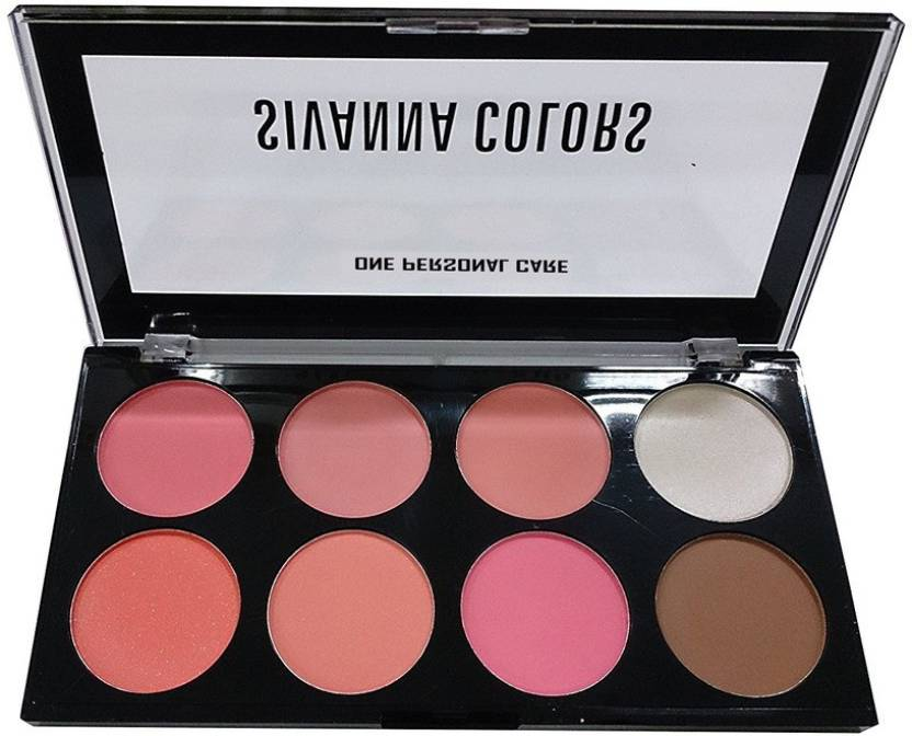 One Personal Care Sivanna Inspired   Ultra Blush Palette   Absolute Revolutionary Colors