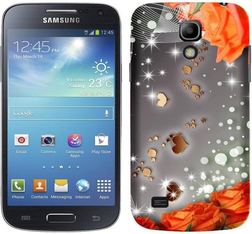 the best attitude 00c7f 98776 Wow Back Cover for SAMSUNG Galaxy S4 Mini - Wow : Flipkart.com