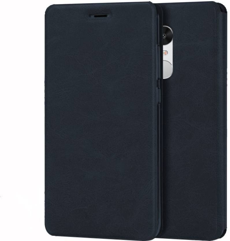 save off 73f15 39dd4 Flipkart SmartBuy Flip Cover for Mi Redmi Note 4