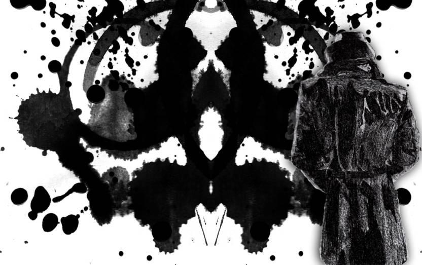 Comics Watchmen Rorschach HD Wallpaper