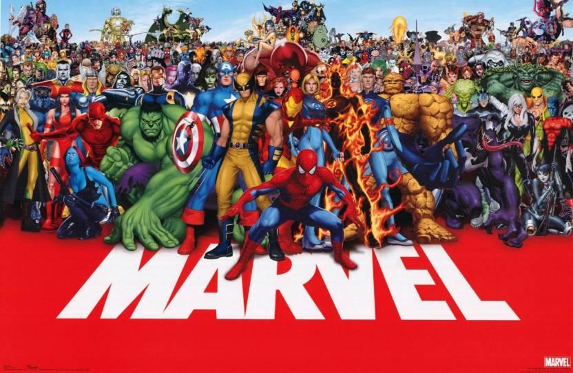 26618c10fb5 Marvel Rogue Colossus Elektra Mystique Daredevil Hulk Doctor Doom ...