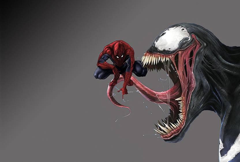 Comics Venom Hd Wallpaper Background Paper Print Comics Posters In