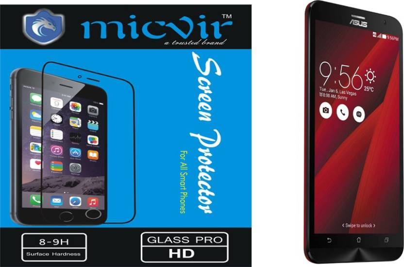 Micvir™ Tempered Glass Guard for ASUS ZENFONE 2 LASER 5.5