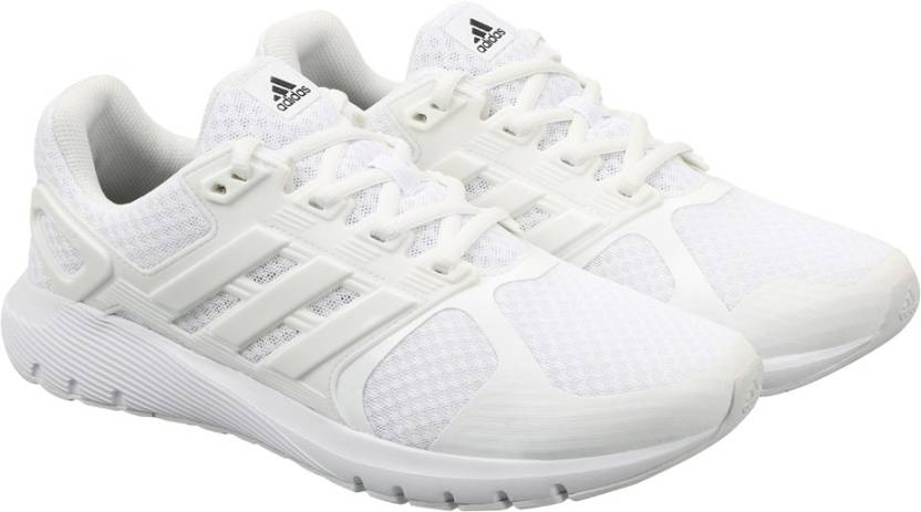 new arrival 911b6 ffe99 ADIDAS DURAMO 8 M Running Shoes For Men (White)