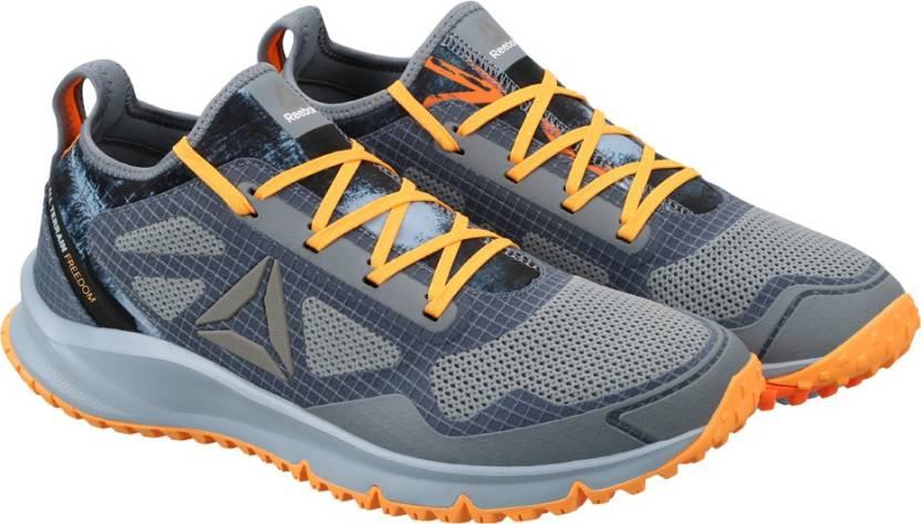 2df88add4925f REEBOK ALL TERRAIN FREEDOM Running Shoes For Men - Buy DUST GREY ...