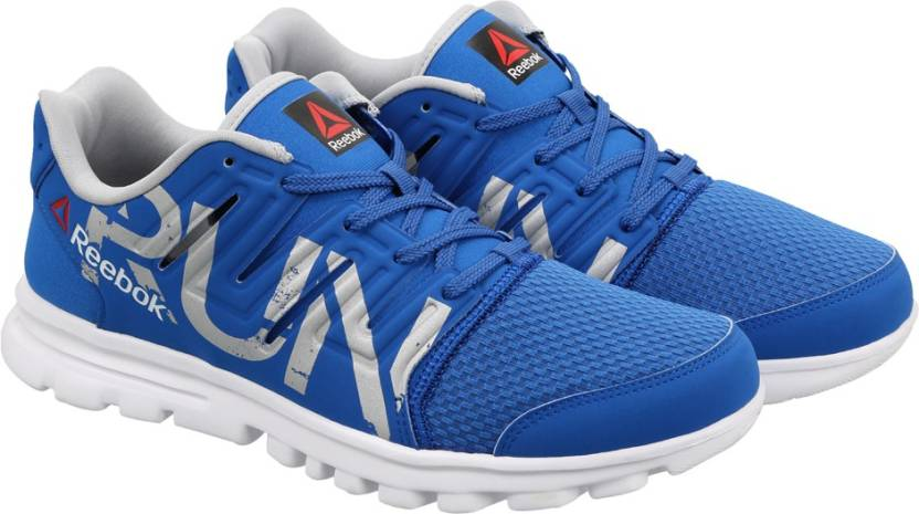 REEBOK ULTRA SPEED Running Shoes For Men - Buy AWESOME BLUE MET SIL ... 4e3d034be