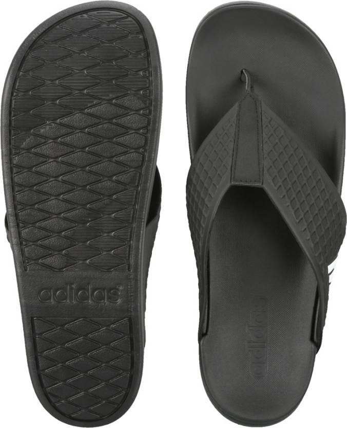 b186737f013fb9 ADIDAS ADILETTE CF ULTRA Y Slides - Buy CBLACK FTWWHT CBLACK Color ADIDAS  ADILETTE CF ULTRA Y Slides Online at Best Price - Shop Online for Footwears  in ...