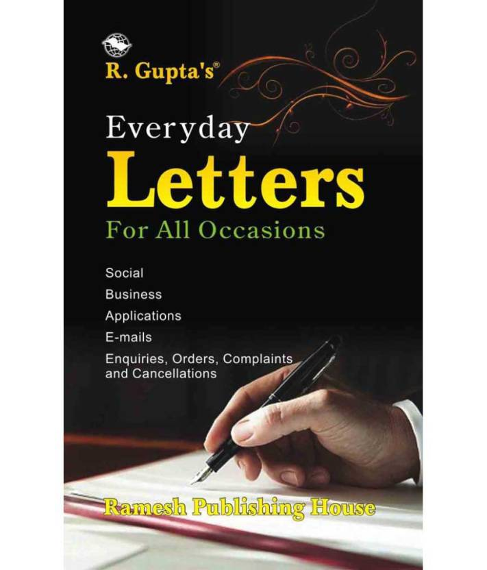 Everyday letters for all occasions buy everyday letters for all everyday letters for all occasions expocarfo Image collections